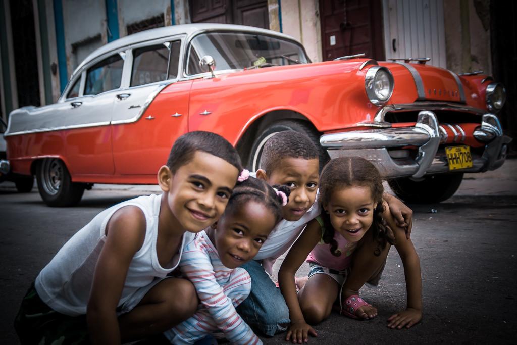 Kübalı Çocuklar