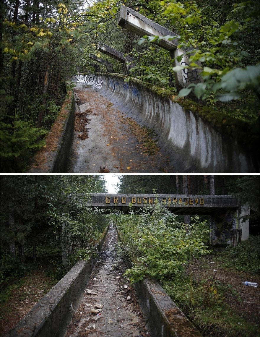 Sarajevo Olimpiyat Mekanı