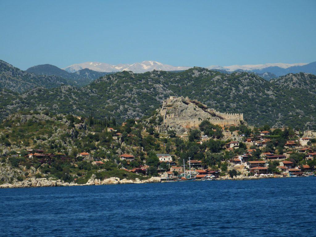 Üçağız Antalya